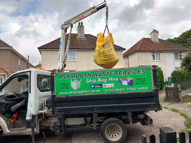 Skip Bag Hire Plymouth